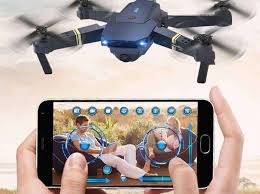 Drone X Pro flying smart camera